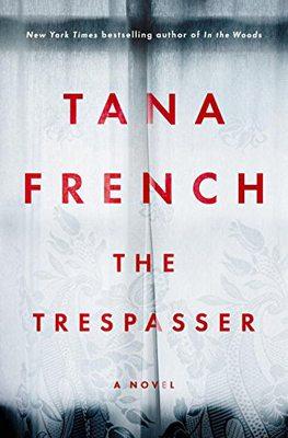 The Trespasser book cover