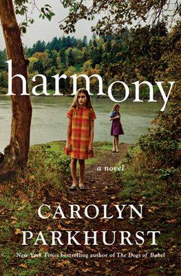 Harmony book cover