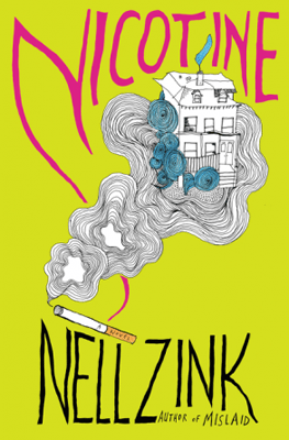 Nicotine book cover