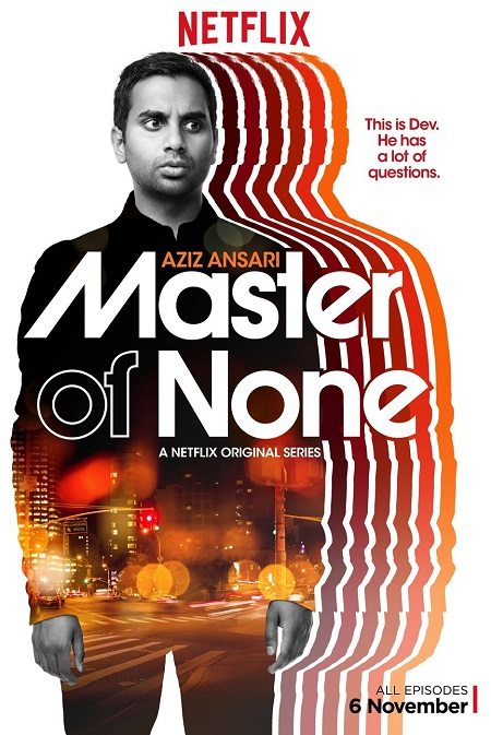 Master of None Netflix poster