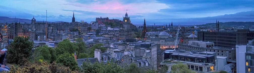 Haunted Places in Edinburgh