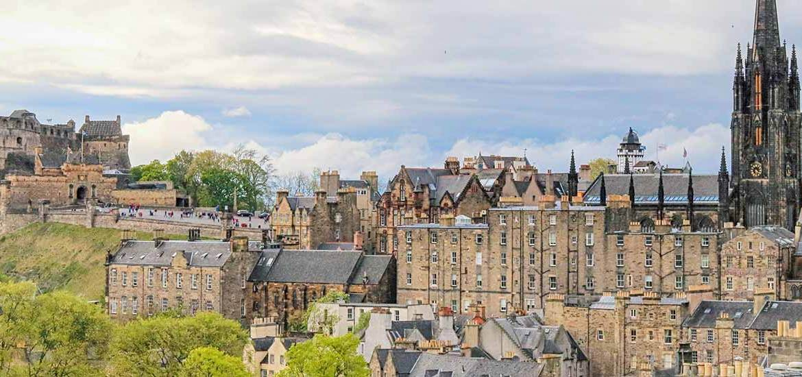 3 days in Edinburgh itinerary