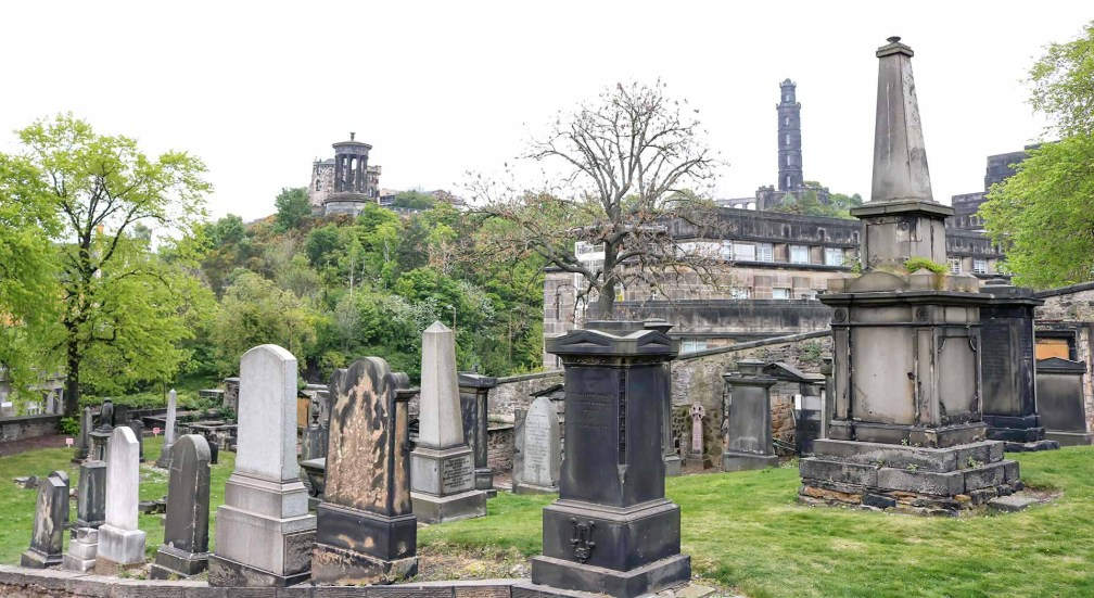 Old Calton Burial Ground
