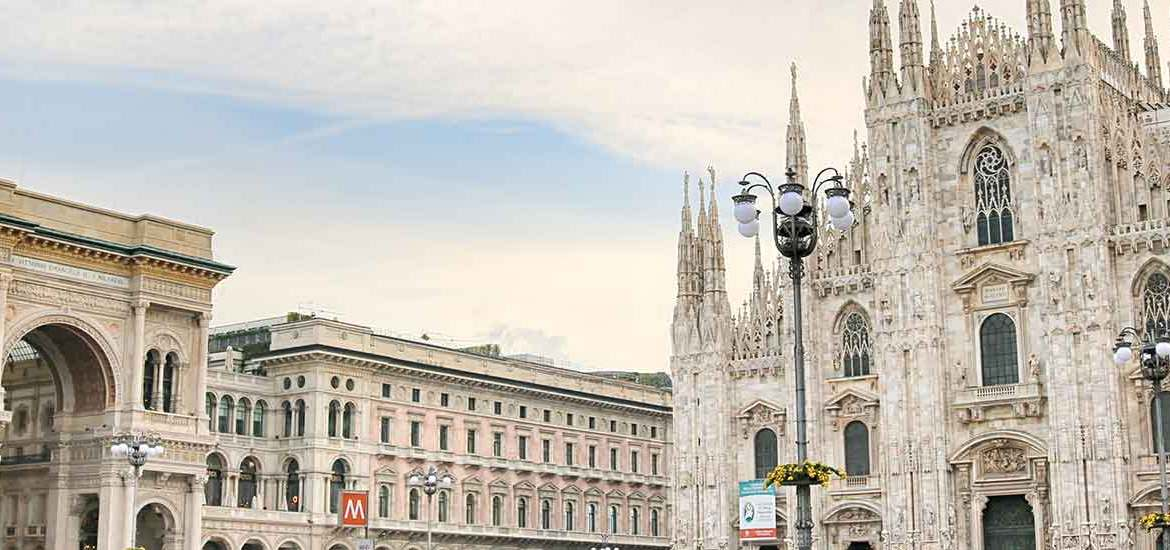 one day in milan itinerary