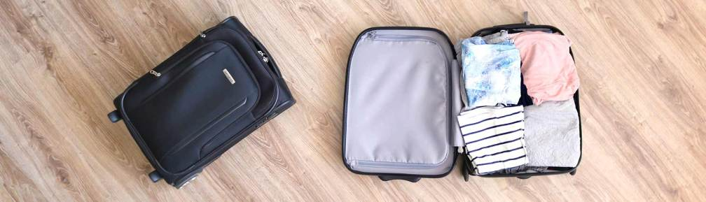 What is the best size suitcase for 1 week trip