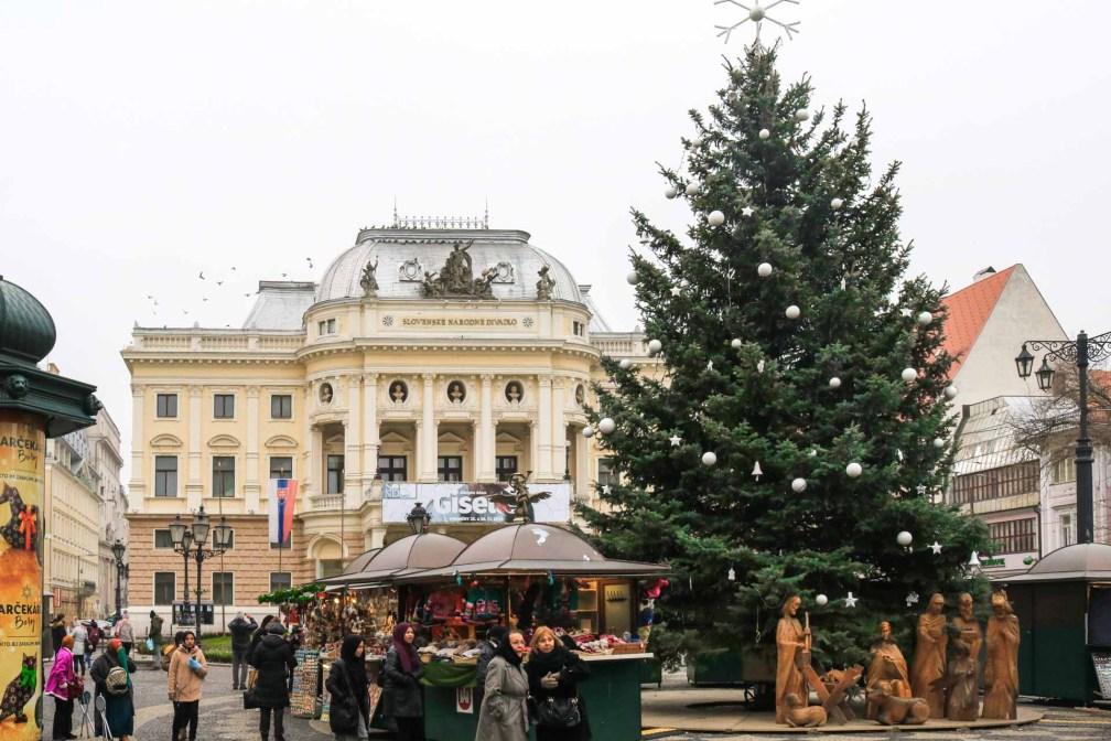 Bratislava Christmas markets