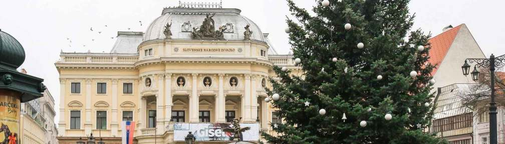 1 day in Bratislava itinerary