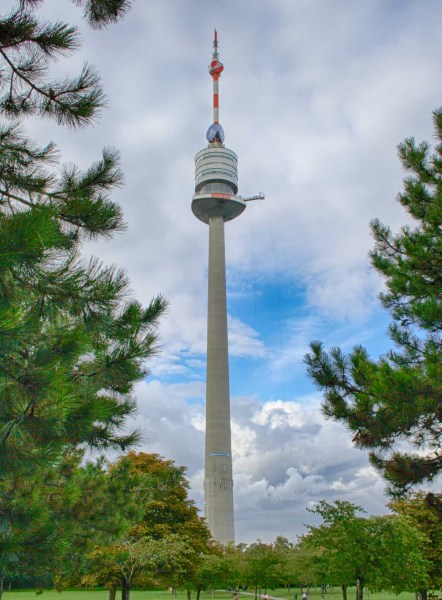 Vienna Danube Tower