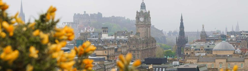 romantic things to do in edinburgh scotland