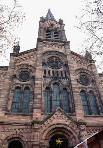 Temple Neuf Church
