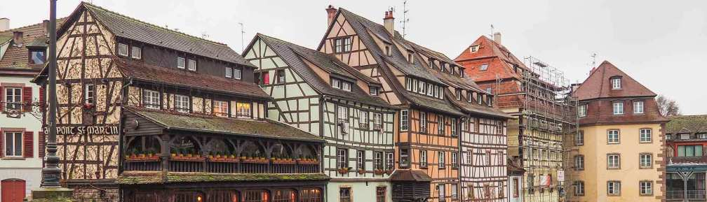 Where to stay in Strasbourg Old Town