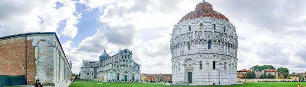 One day in Pisa itinerary