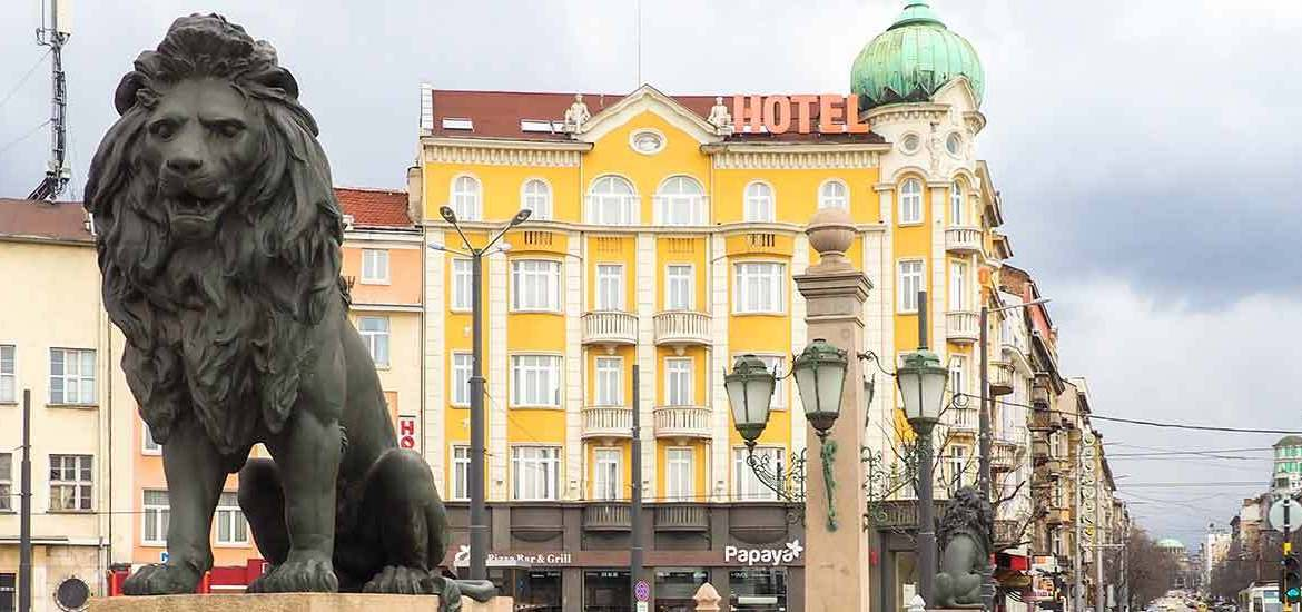 Where to stay in Sofia, Bulgaria