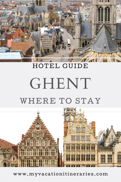 best area to stay in ghent