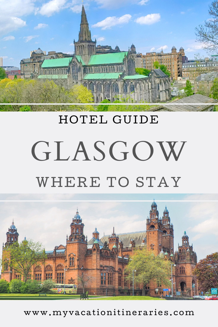 best places to stay in glasgow scotland