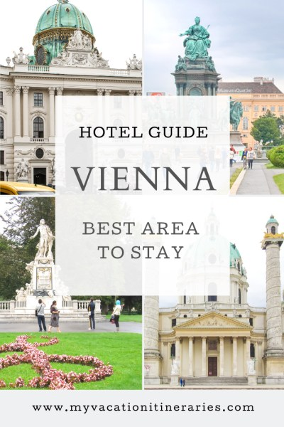 best places to stay in vienna