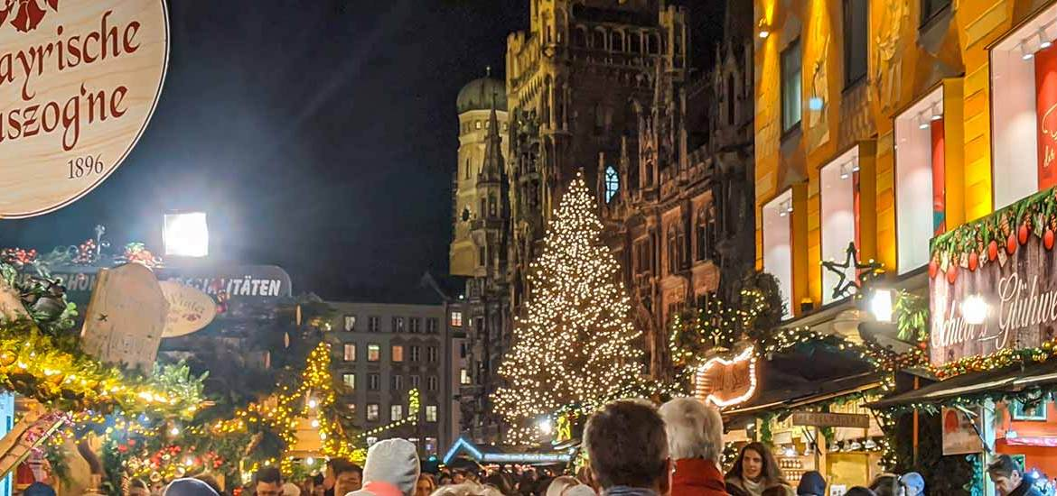 munich christmas markets