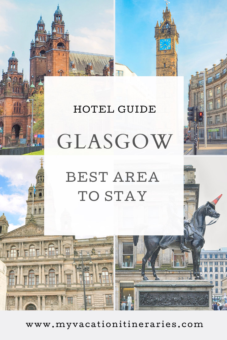 best area to stay in Glasgow