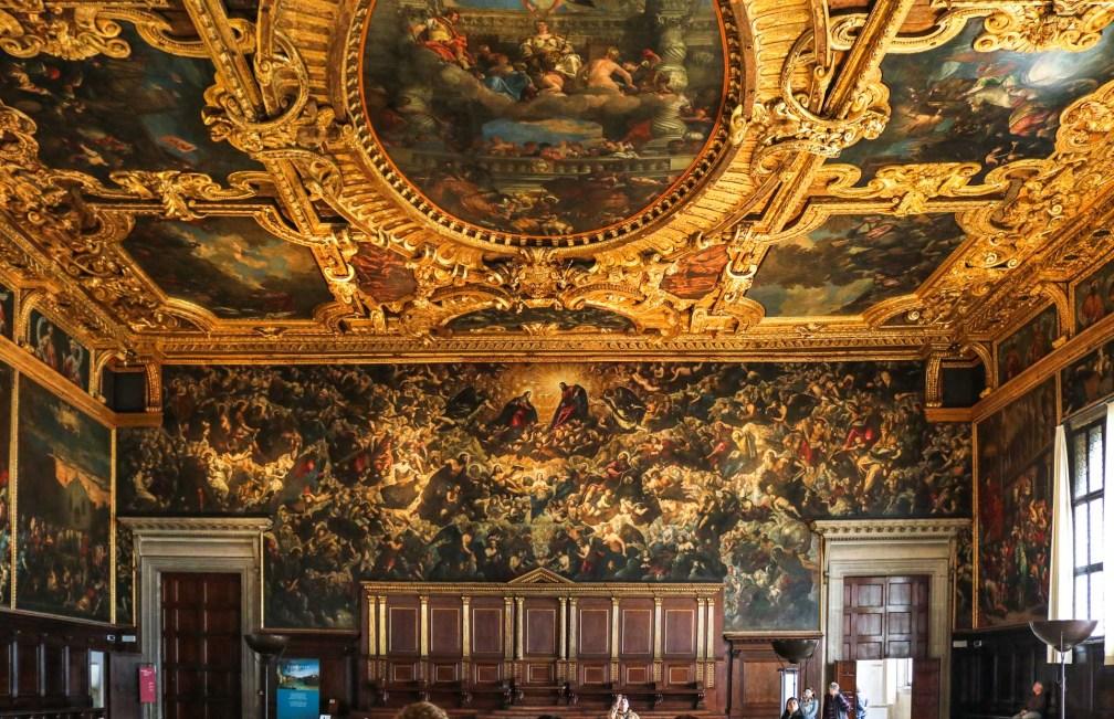 Doge's Palace interior