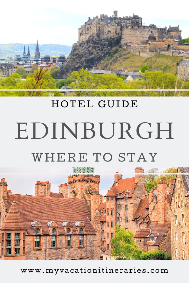 best places to stay in Edinburgh