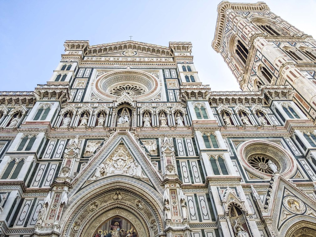 Florence Duomo area