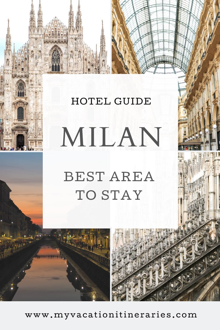 where to stay in milan for two nights