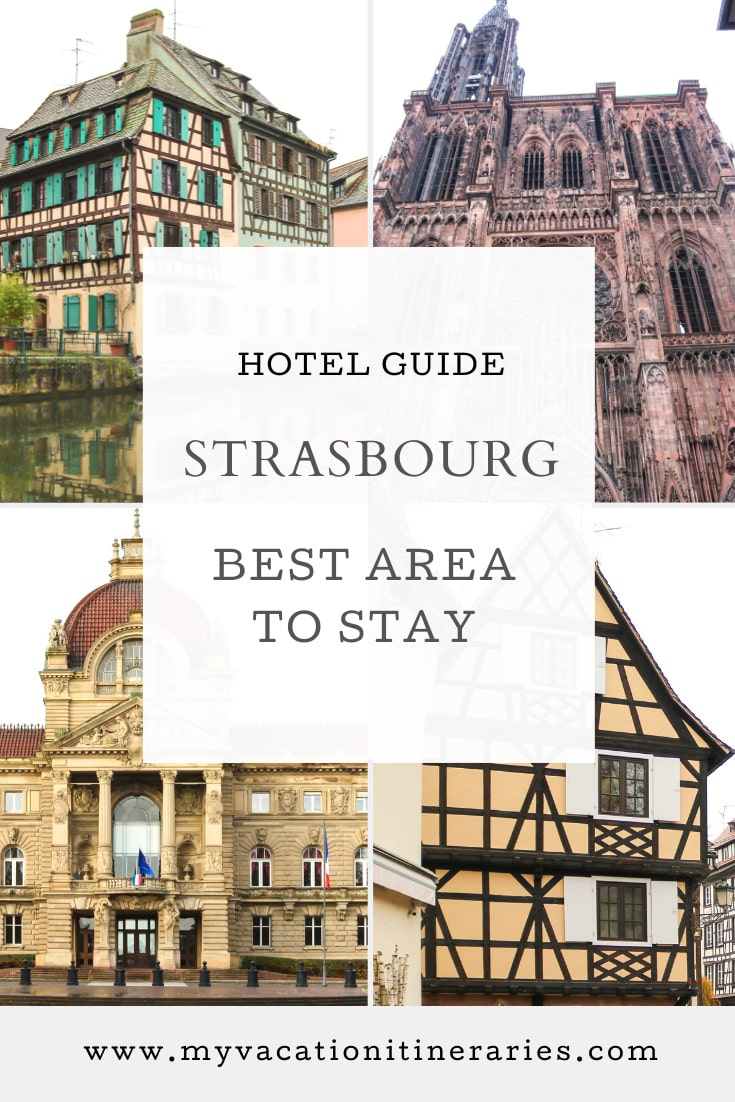 best area to stay in strasbourg
