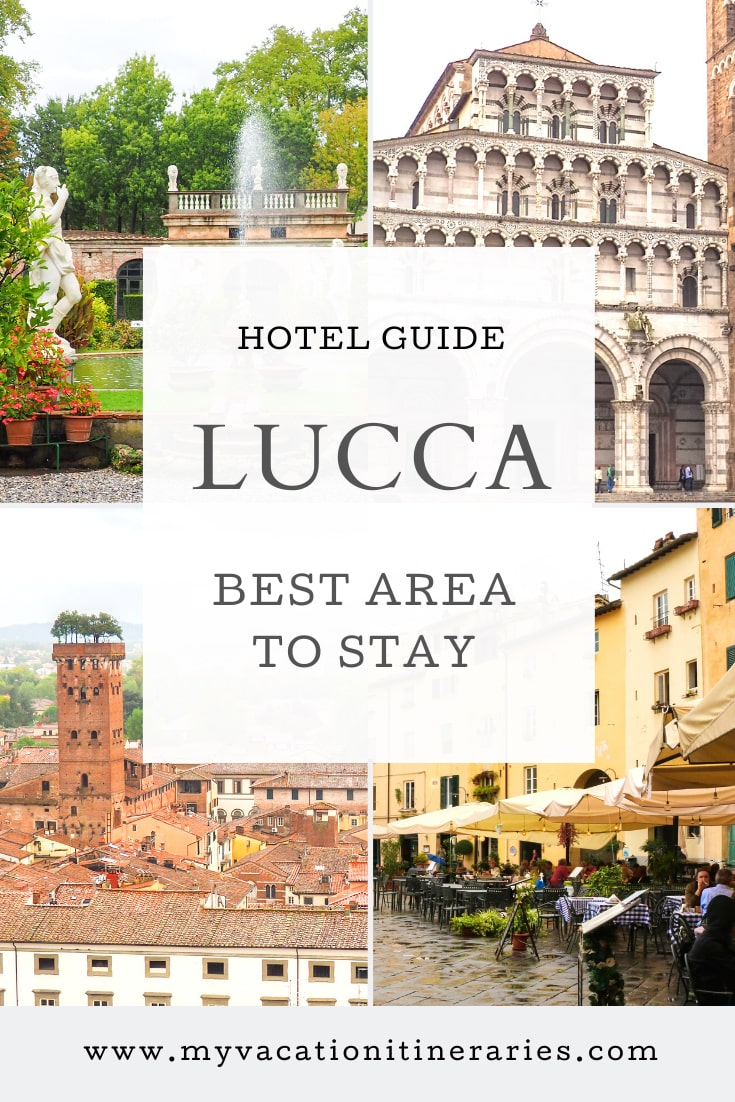 lucca hotels inside the walls