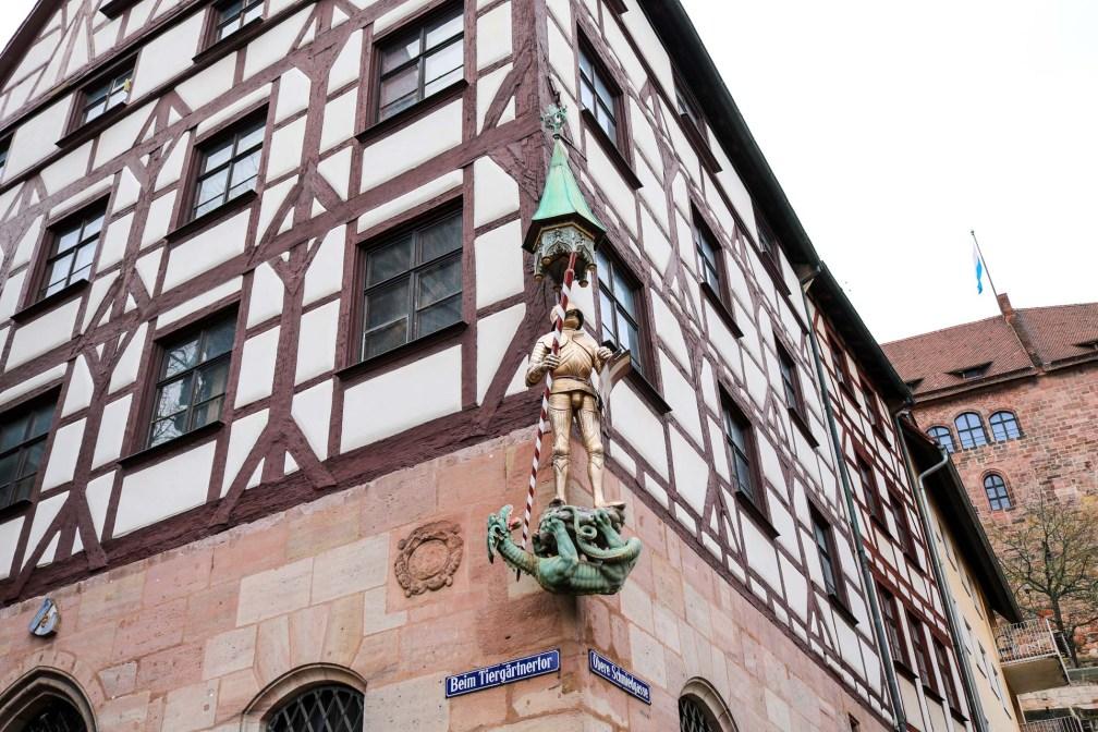 nuremberg medieval house