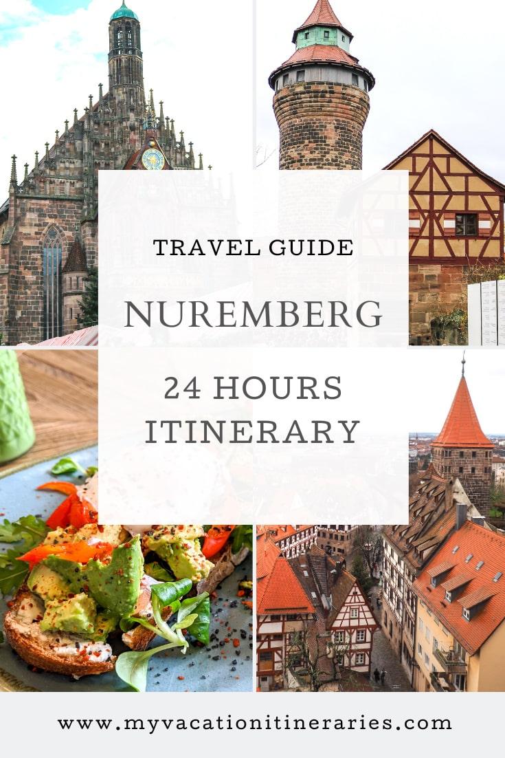 nuremberg 1 day itinerary