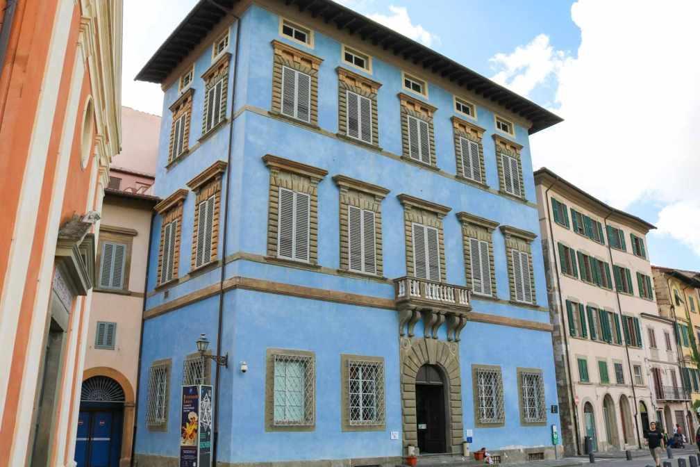 Palazzo Blu