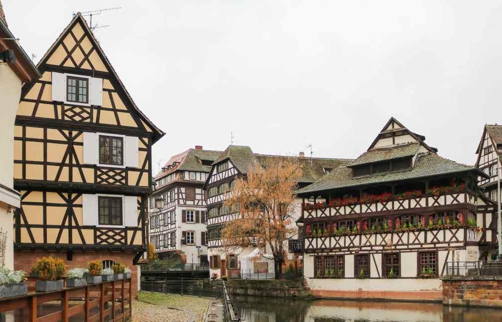 Strasbourg Old Town