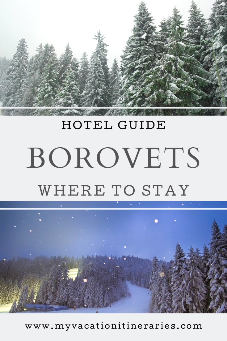 best hotels in borovets