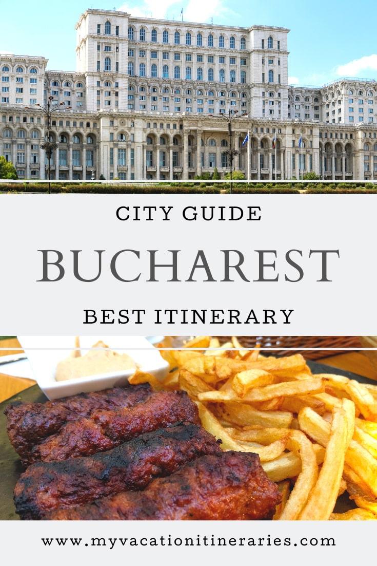 bucharest itinerary