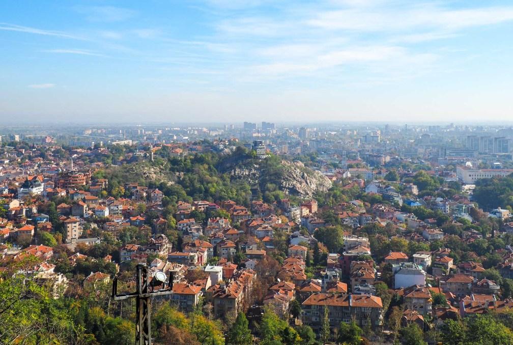 Bunardzhik hill view