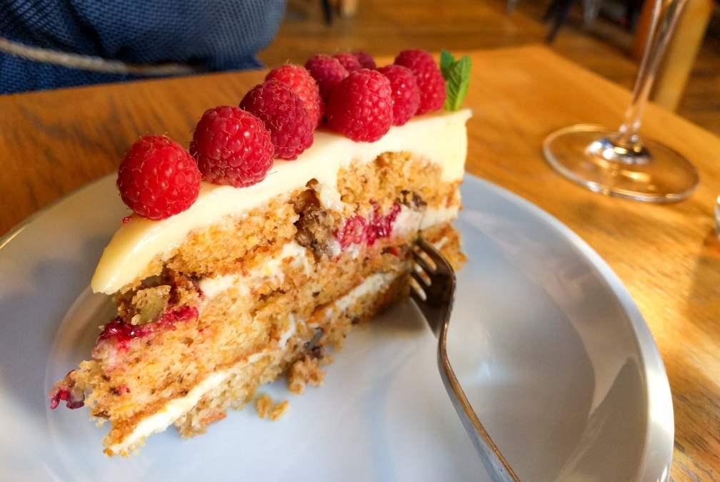 Plovdiv Pavaj cake