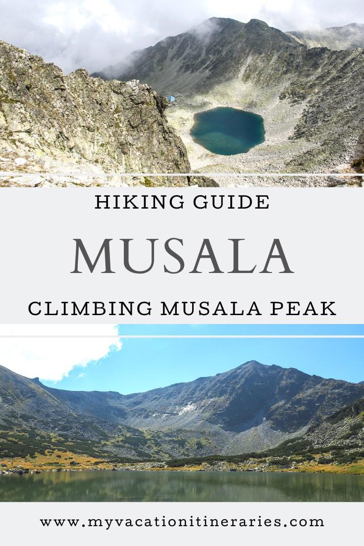 musala peak hike