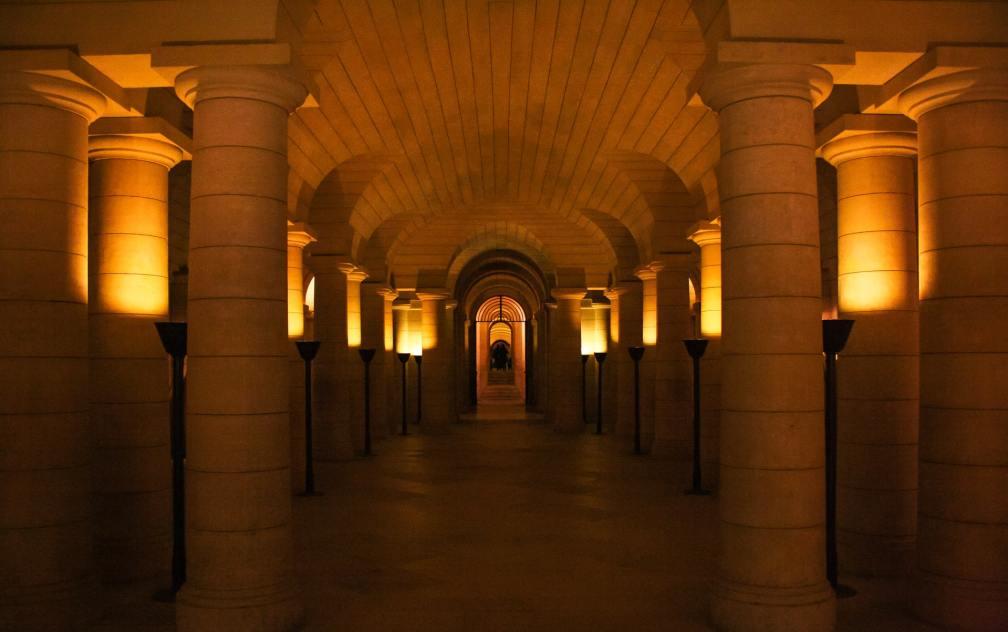 Panthéon Crypt