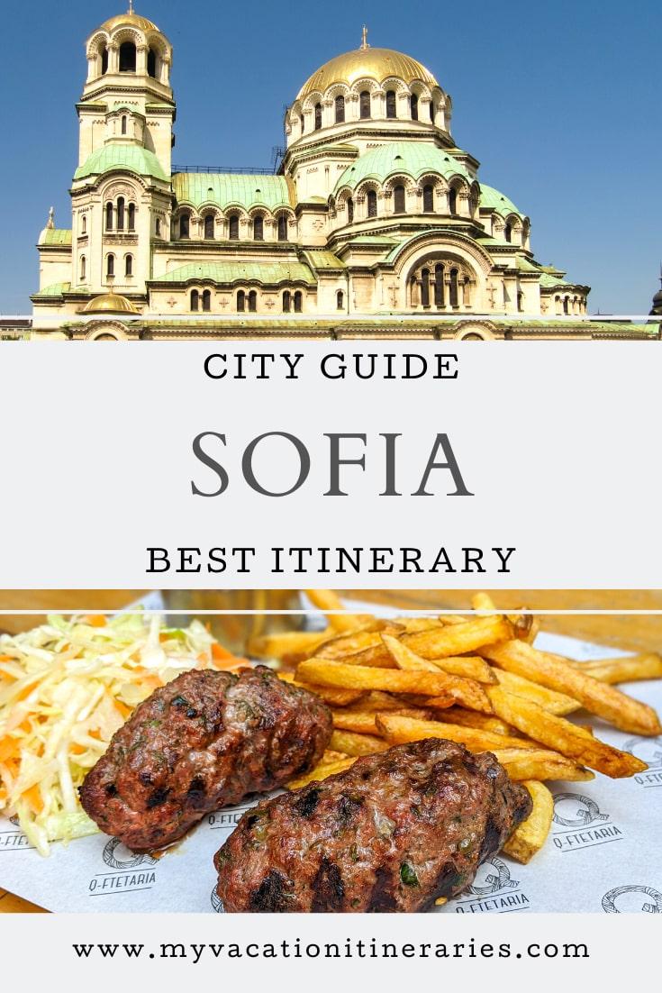 sofia one day tour