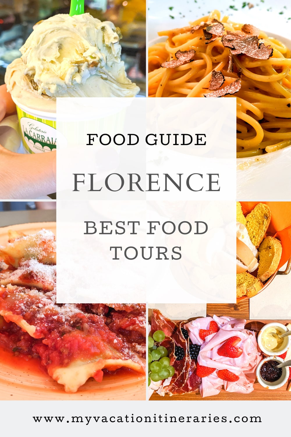 food tours in florence