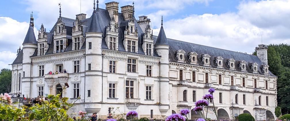 best chateaux loire valley
