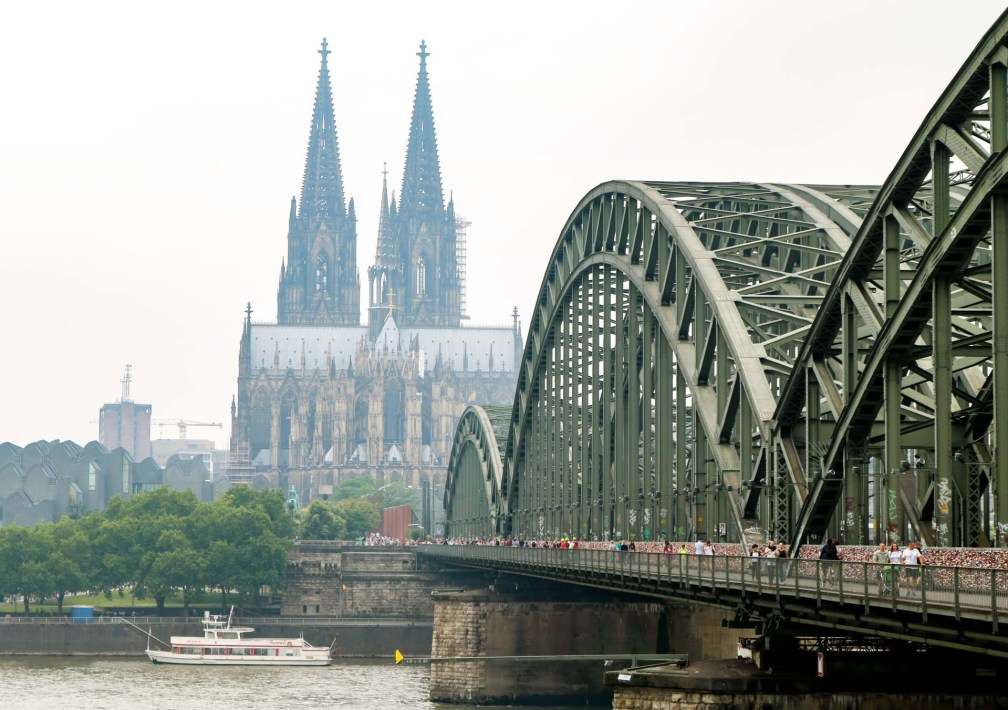 One Day In Cologne Itinerary Best Of Cologne In 24 Hours