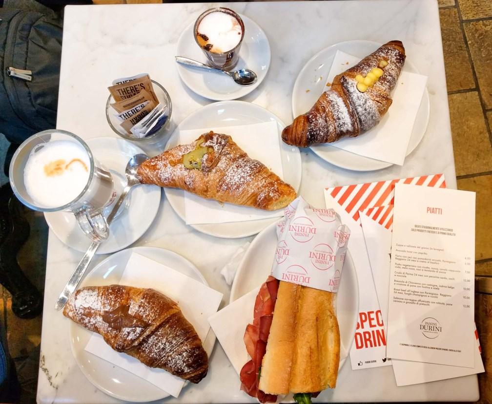 Панини Дурини Милан за один день Как посетить Милан за один день? milan panini durini