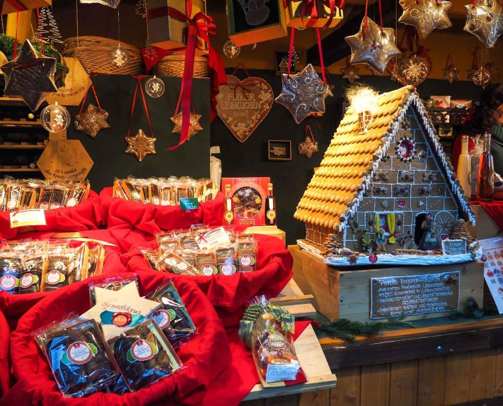 Lebkuchen рождественские рынки в Вене Лучшие рождественские рынки в Вене christmas gingerbread