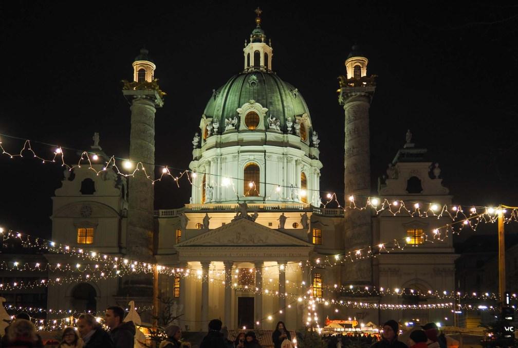 Art Advent Karlsplatz рождественские рынки в Вене Лучшие рождественские рынки в Вене vienna art advent karlsplatz