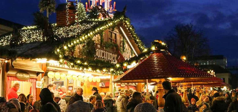 Karlsruhe Weihnachtsmarkt.Durlach And Karlsruhe Christmas Markets 2019 Dates Locations