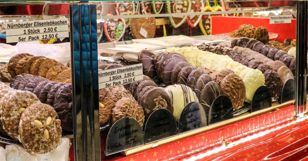 Elisenlebkuchen Лучшие рождественские рынки в Мюнхене Лучшие рождественские рынки в Мюнхене (путеводитель по 2020 году) elisenlebkuchen