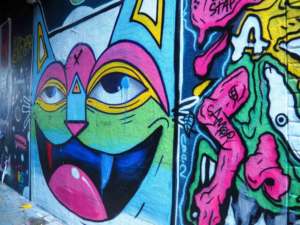 Граффити-стрит Как увидеть Гент за один день (или полдня) Как увидеть Гент за один день (или полдня) ghent graffiti street