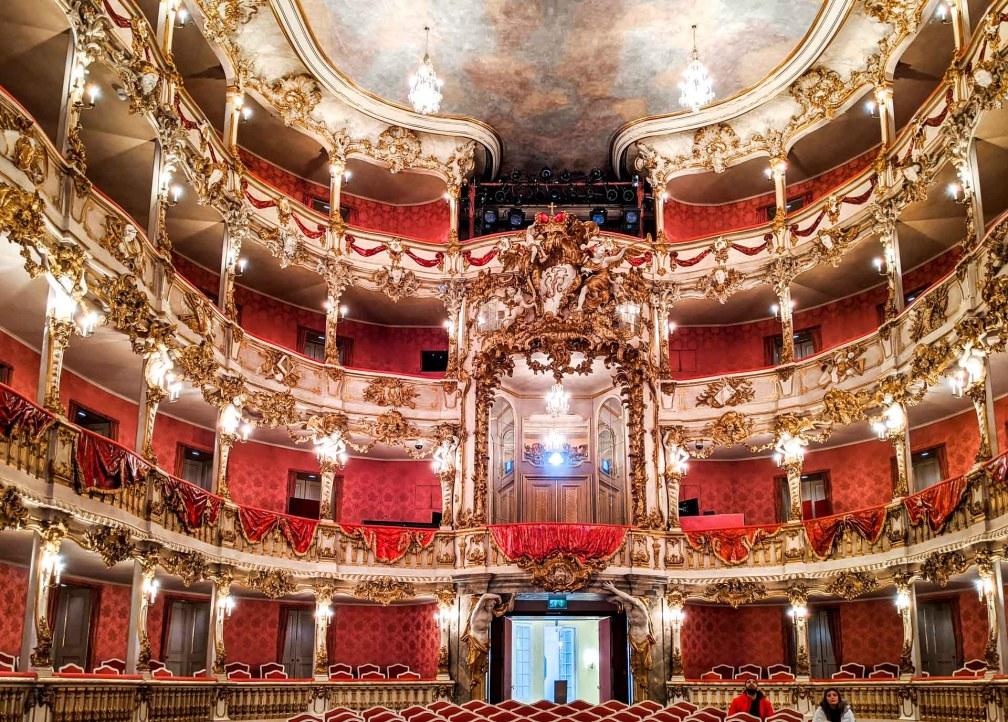 Театр Кувийес Идеальный Мюнхенский маршрут Идеальный Мюнхенский маршрут munich cuvillies theatre