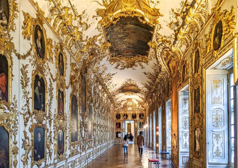 Мюнхенская резиденция Идеальный Мюнхенский маршрут Идеальный Мюнхенский маршрут munich residenz
